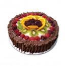 Плодова торта 4