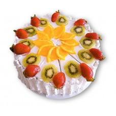 Плодова торта 7