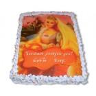 Фото торта Барби