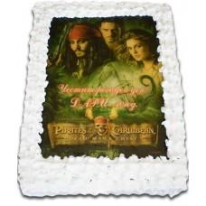Фото торта Карибски пирати
