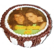 Торта с ваша снимка