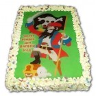 Фото торта Пират