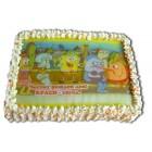 Фото торта-Sponge Bob 1316