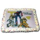 Фото торта Трансформърс